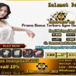 Agen Domino Online Promo Bonus Terbesar