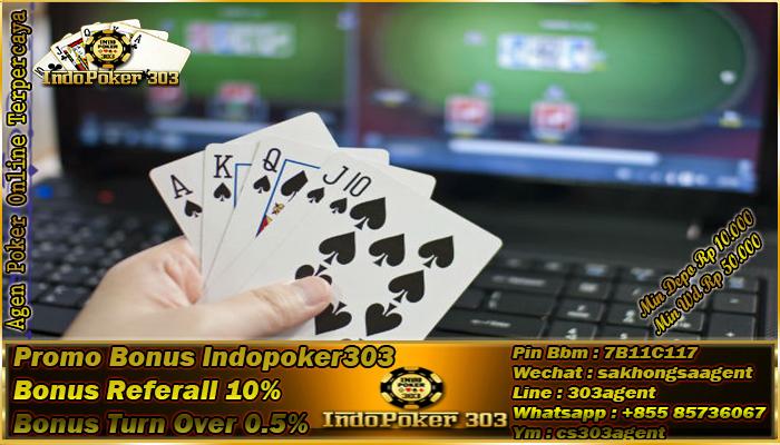 Agen Poker Online Uang Asli Terbesar Di Indonesia