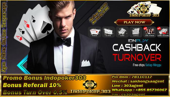 Bonus Turn Over Terbesar Di Agen Poker Online Teraman