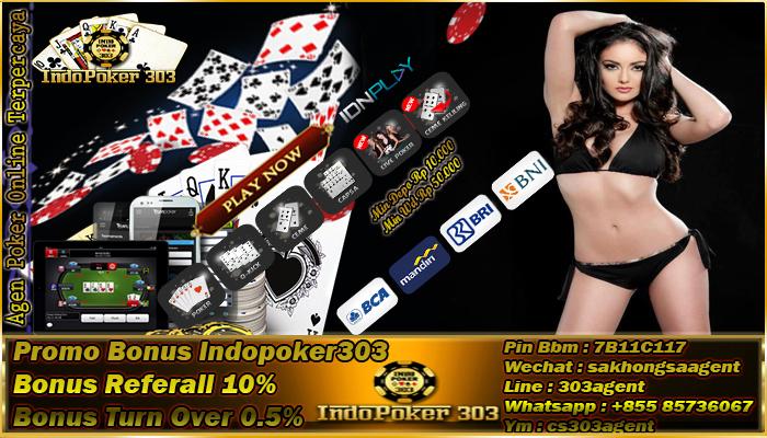 Keunggulan Bermain Poker Online Uang Asli Di Indopoker303