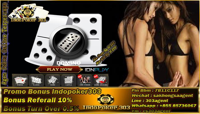 Tips Ampuh Menang Bermain Domino Online Deposit 10 Ribu