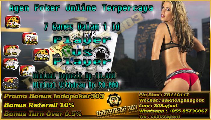 Agen Resmi Poker Dan BandarQQ Online Di Indonesia
