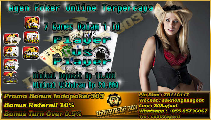 Pikiran Tenang Dan Cerdik Kunci Keberhasilan Bermain Poker Online