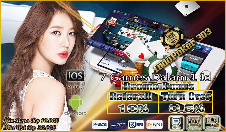 Permainan poker di indonesia
