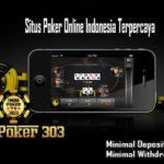 Indopoker303.com Agen Judi Poker Online Uang Asli Terpercaya