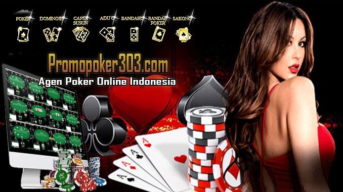 Promopoker303 merupakan salah satu dari situs judi agen poker online uang asli deposit 10 Ribu yang sudah begitu sangat terkenal dan terpercaya di negara Indonesia. seperti yang kita ketahui bahwa permainan poker online dari dulu sudah menjadi sebuah permainan game