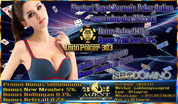 Lima Daya Tarik Agen Judi Poker Online Teraman