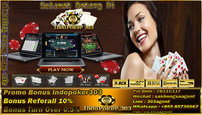 Empat Cara Terbaik Bermain Judi Poker Online