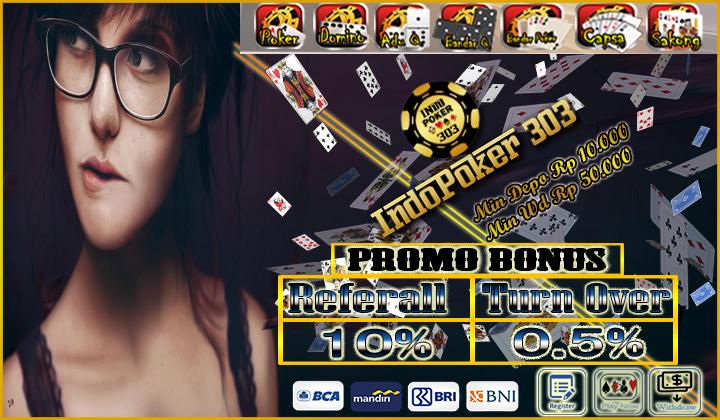 Hot Promo Bonus Terbesar Poker Online Indonesia