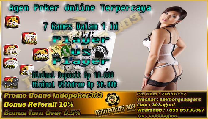 Tempat Bermain Taruhan Poker Online Paling Hoki