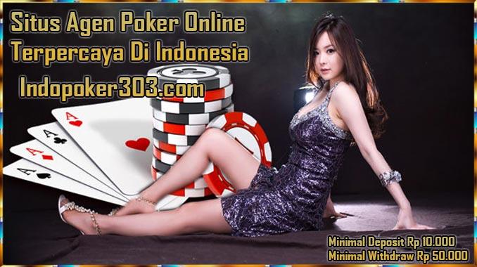 Situs Agen Poker Online Terpercaya Di Indonesia