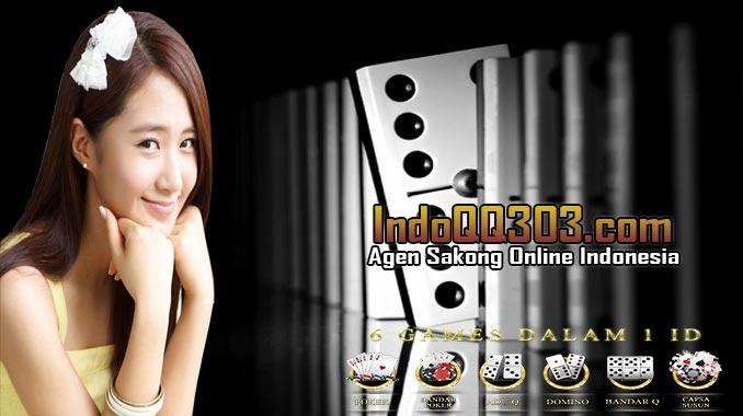 Agen Situs DominoQQ Online Terpercaya di Indonesia   Indoqq303